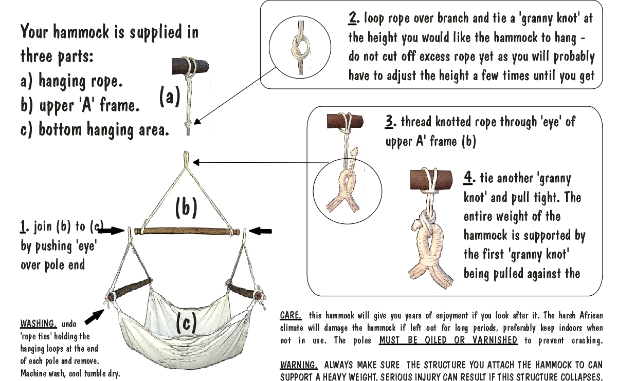 how to assemble a single hammock african beadwork jewelry curios  u0026 artifacts  wholesale suppliers   rh   earthafricacurio