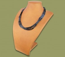 African Beaded Necklaces Mvovo Design