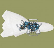 See the full range of Beaded Serviette Rings here.