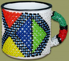 See the full range of Beaded Tin Mugs here.