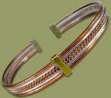 See the full range of Copper Bracelets here.