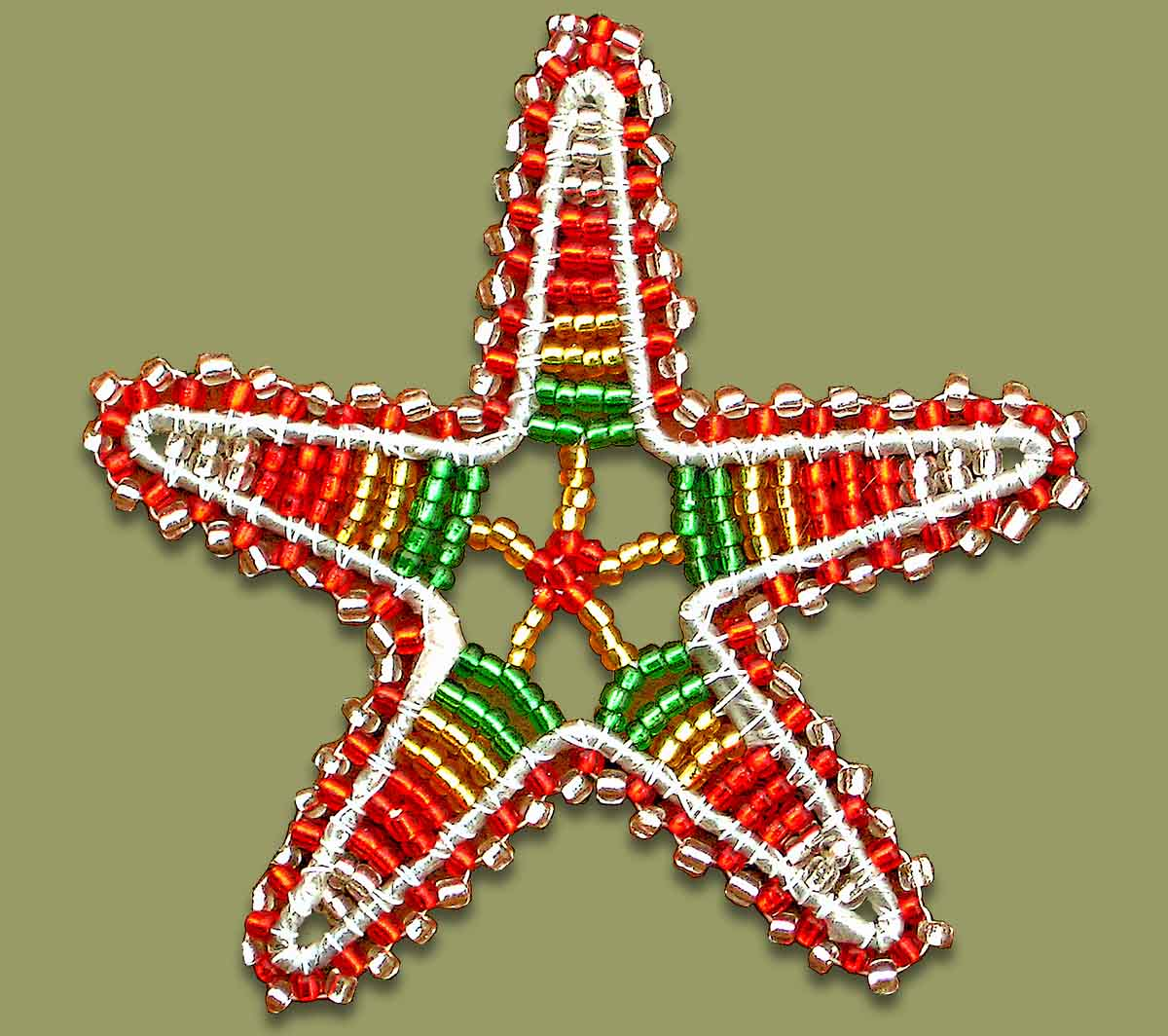 south_africa_christmas_tree_ornaments rc2919922a52d4efb983827b8a647b22b_x7s2y_8byvr_512 african christmas decorations beaded star6 - African Christmas