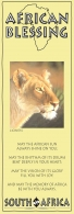 African Bookmark Lioness