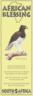 African Bookmark Martial Eagle