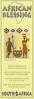 African Bookmark Zulu Images