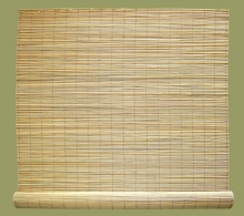 African Grass Mat Natural Medium