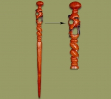 African Walking Stick Rosewood