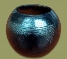African Clay Pot Size.5