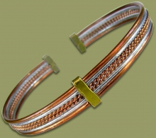 African Copper Bracelet Band