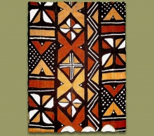 Mali Mud Cloth