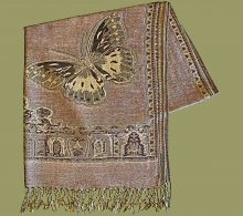 Pashmina Light Brown