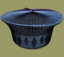 Zulu Hat Black
