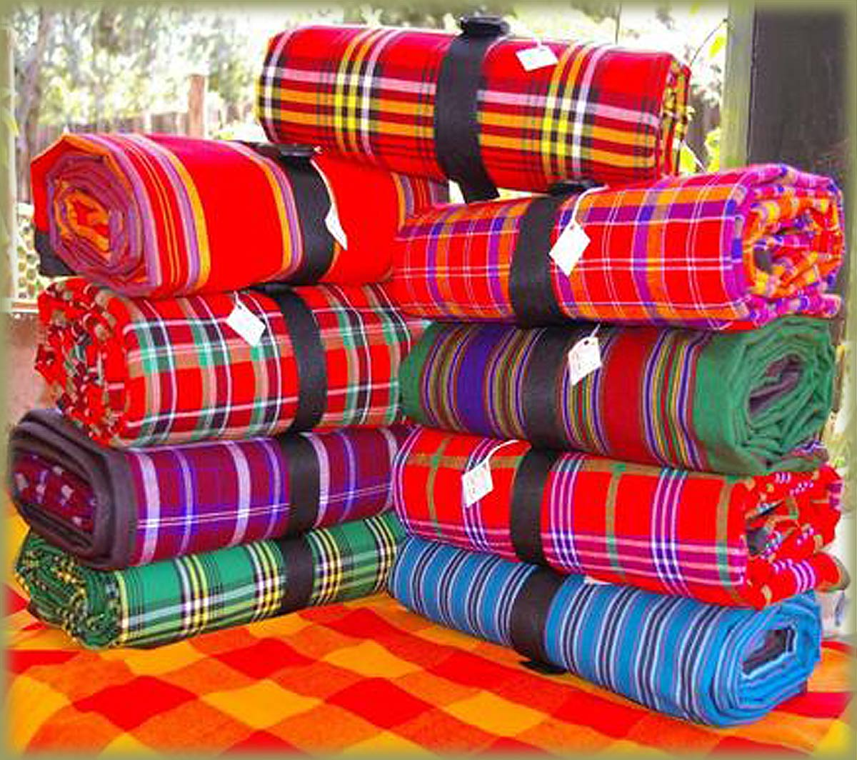Wholesale Christmas Scarves