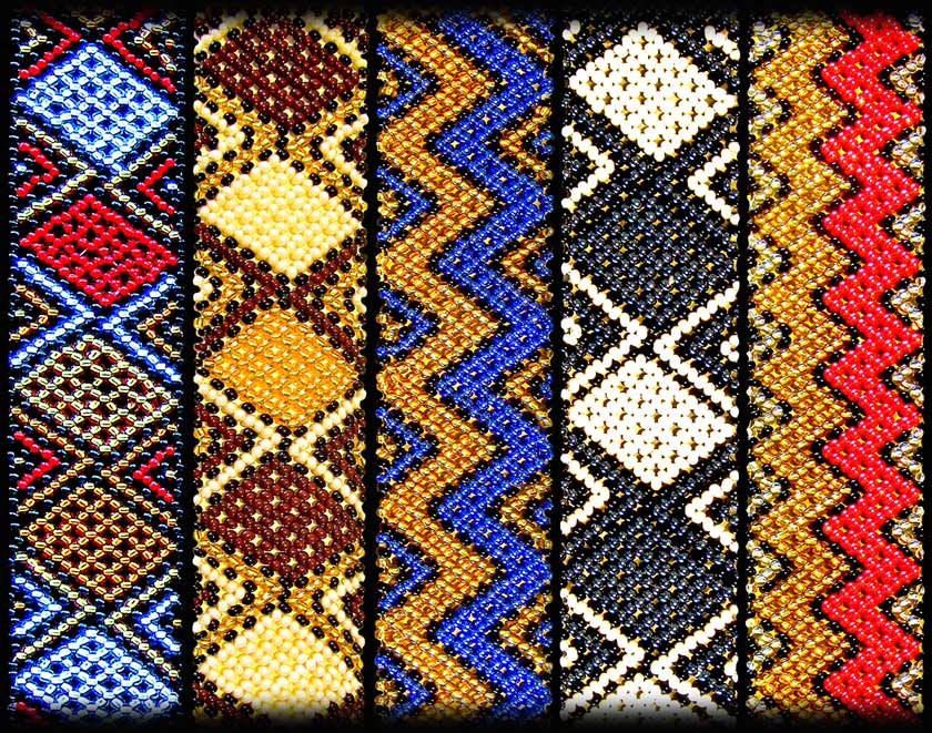 beaded-bracelets-mixed