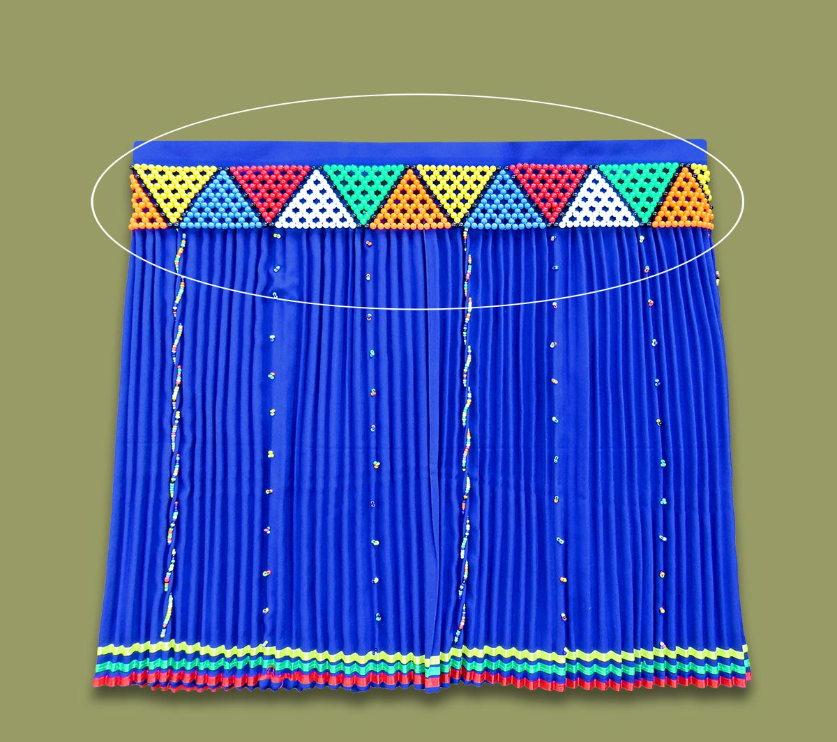 Zulu Womans Belt Style.2