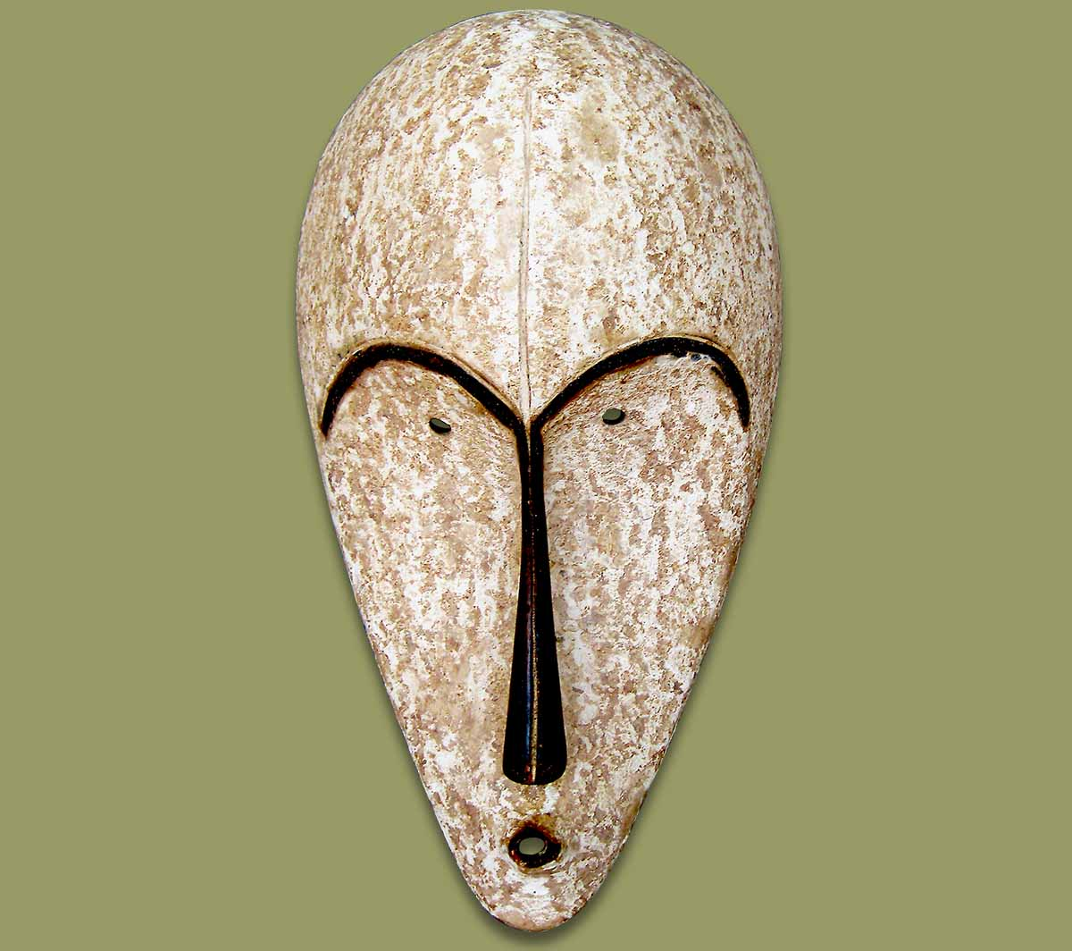 Masks From Africa African Mask Fang Pale