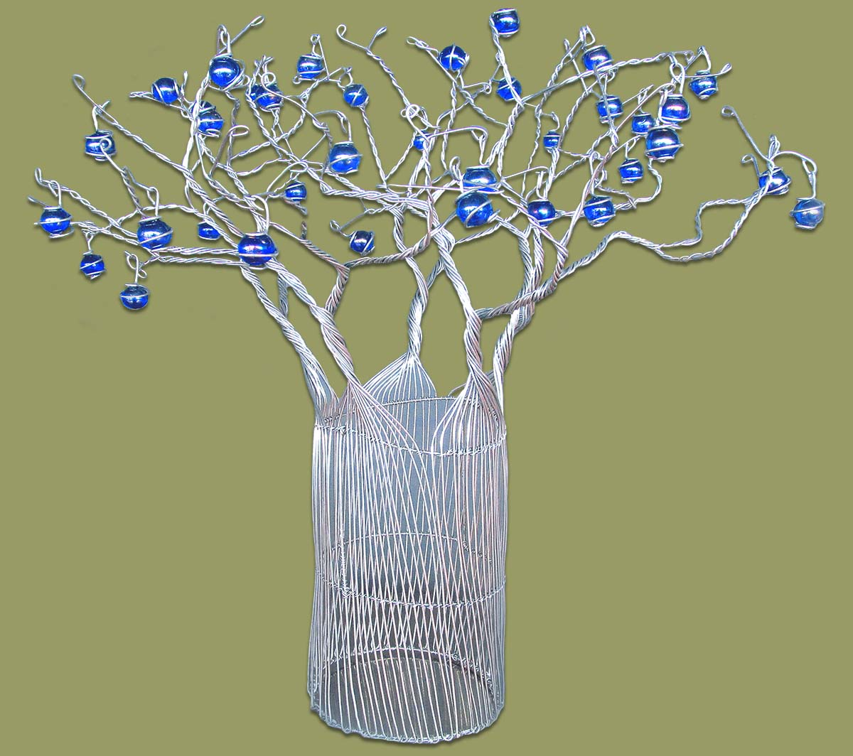 Baobab Tree Wire