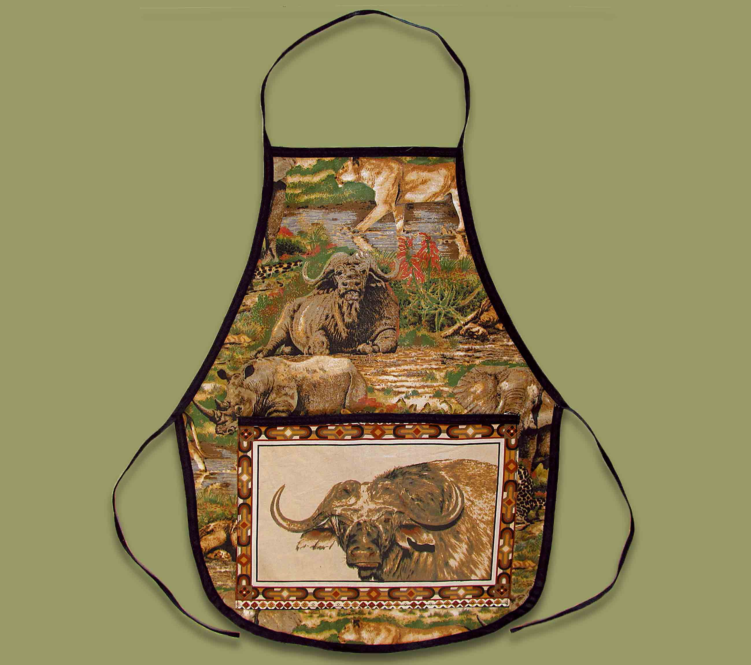 Big Five Apron