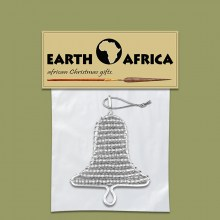 1X-african-beaded-christmas-bell-silver