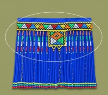Zulu Womans Belt Style.4
