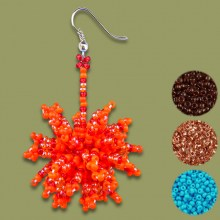 african-beaded-earrings-tswalu-aqua-copper-chocolate
