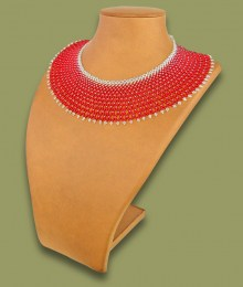 Traditional African Beaded Necklaces | AFRICAN BEADWORK