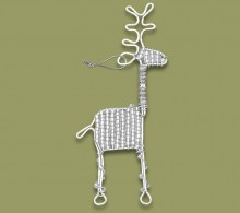 African Beaded Christmas Decorations | Wholesale | EARTH ...