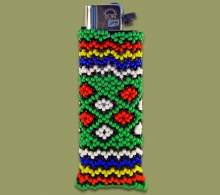 Beaded Cigarette Lighter.3