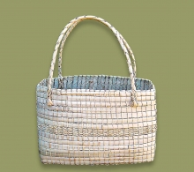 African Basket Medium