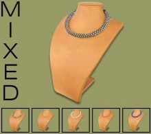 Mixed Imbobo Necklaces
