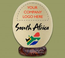 Ostrich Egg South Africa Company Logo 1