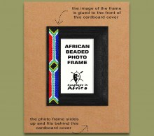 Packaging SA Flag Photo Frames