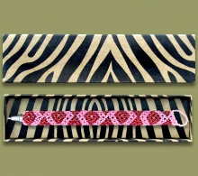 Pen Slider Box Only Zebra