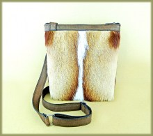 Springbok Hide Sling Bag