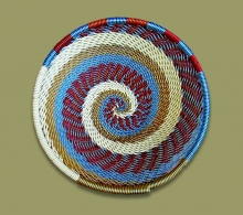 Telephone Wire Bowls Size.2 African Winds